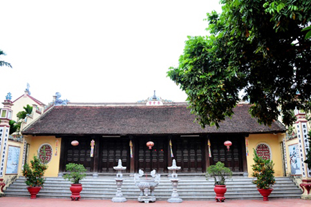 Thien Nien Pagoda, Trich Sai Village