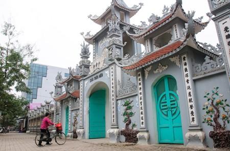 Trich Sai Ancient Village