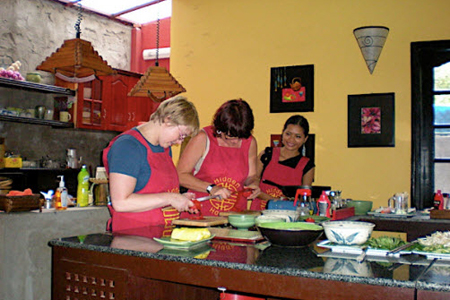 Cooking Class with Hidden Hanoi Restaurant