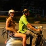 Hanoi Evening Vespa Tour