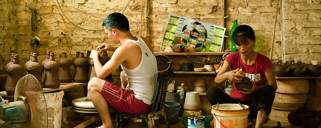 Hanoi Handicraft Tour