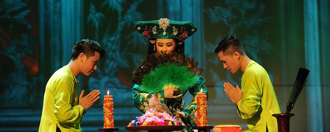 Tu Phu - Four-Palace Show