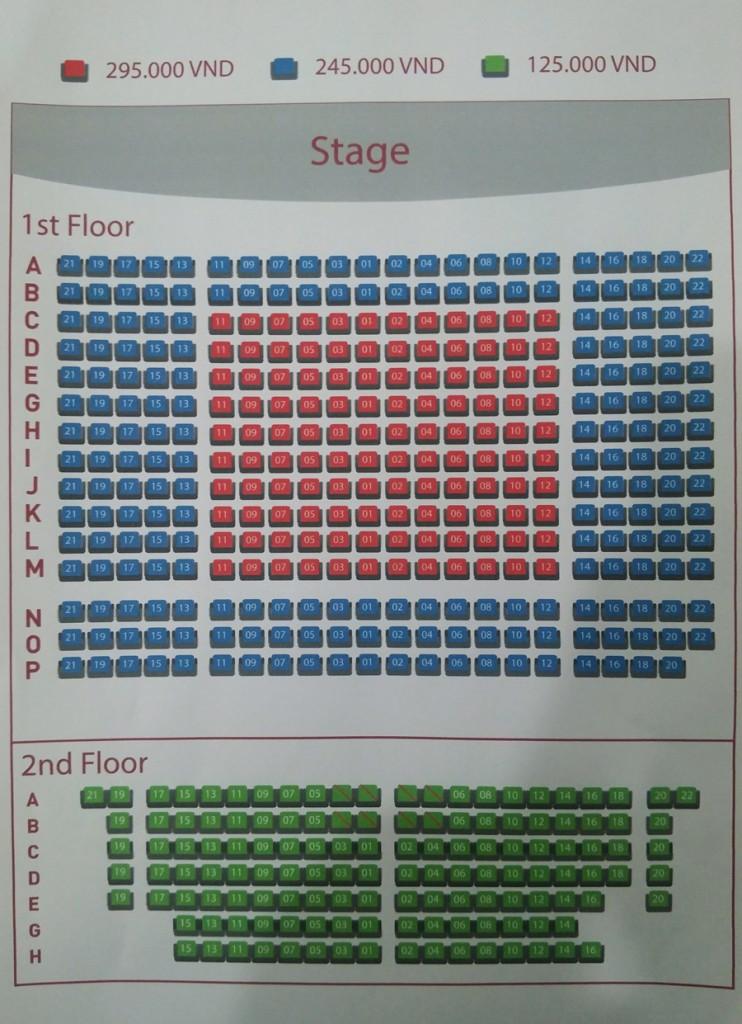 Tu Phu Show Prices