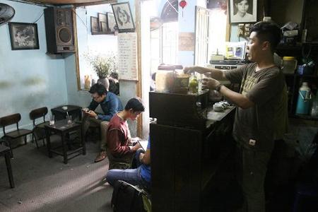 Cafe Dinh
