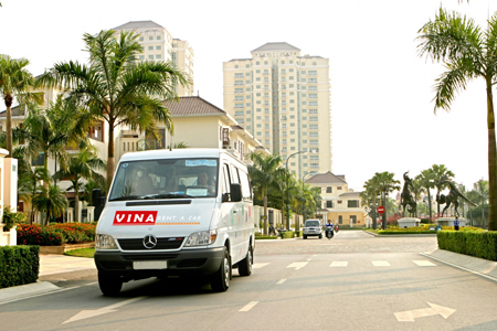 Car rental in Hanoi