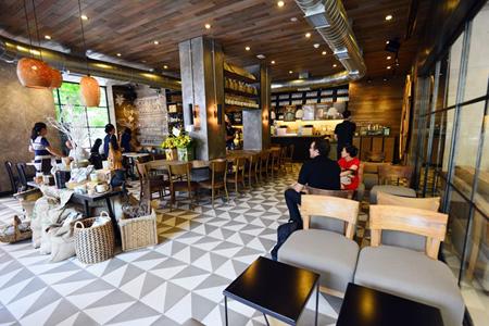 Starbucks Hanoi