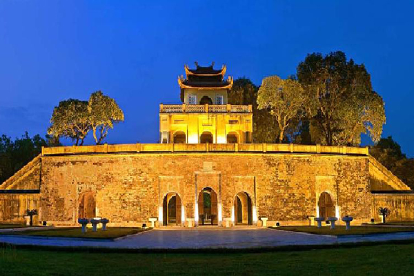 The Thang Long Royal Citadel