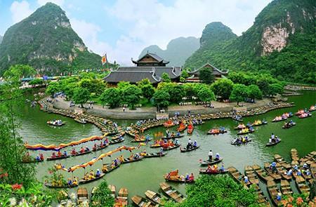 Trang An complex landscape
