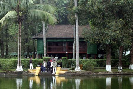 Uncle Ho House in Hanoi to be Listed a Special Historical & Cultural Site