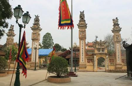 Dai Lo temple, Hanoi