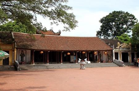 Dam Temple
