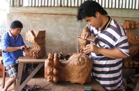 Dong Ky Carpentry Village, Bac Ninh