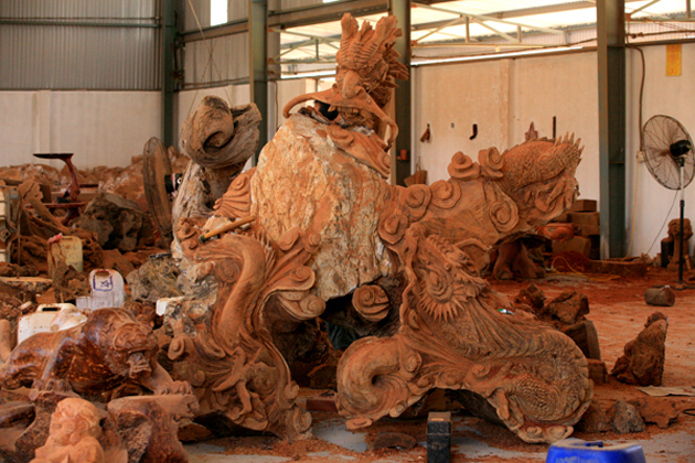Dong Ky Carpentry Village