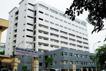 Viet Duc Hospital