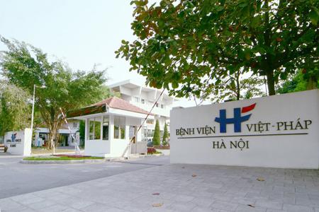 LHôpital Français de Hanoi