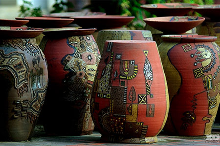 Bach Lien Ceramic Village