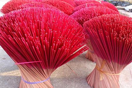 Cao Thon Incense Village