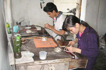 Chau Khe Jewelry Village