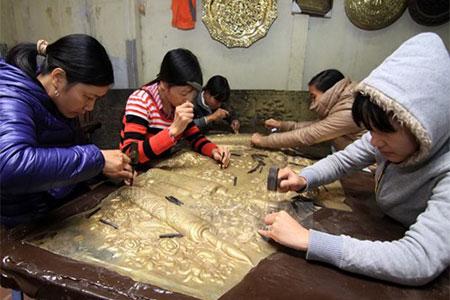 Dong Xam Jewelry Village
