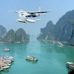 Halong Bay Discovery with Hai Au Aviation