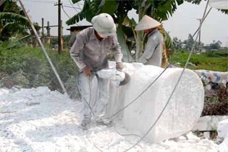Kim Son Sedge Weaving Craft Village