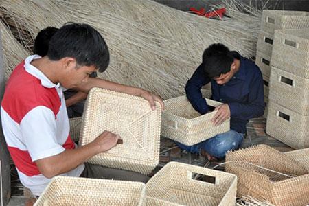 Tang Tien Bamboo and Rattan Craft Village