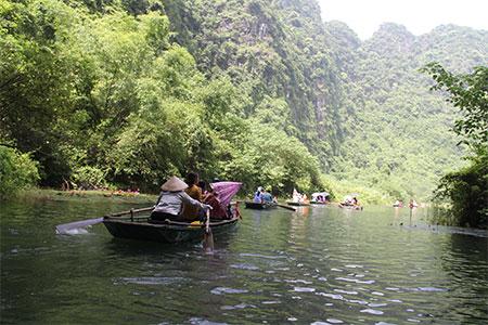 Trang An eco-tourism complex