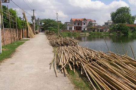 Xuan Lai Bamboo and Rattan Village