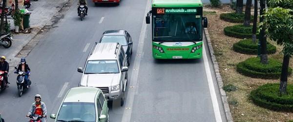 Hanoi Bus Rapid Transit (BRT)