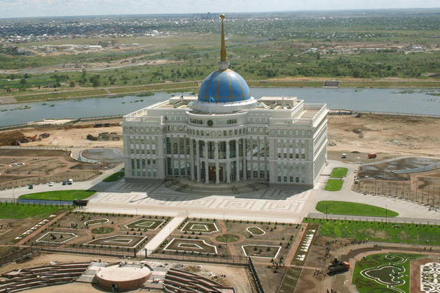 Akorda Presidential Palace, Astana, Kazakhstan