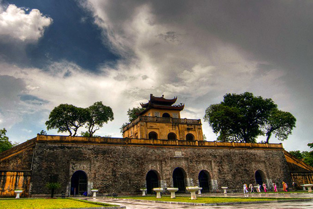 Central Sector of Thang Long Imperial Citadel