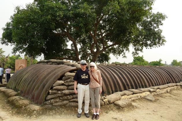 De Castries bunker in Dien Bien Phu
