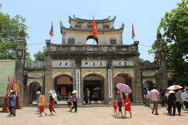 Giong Temple – Sacred Place in the Bustling Capital