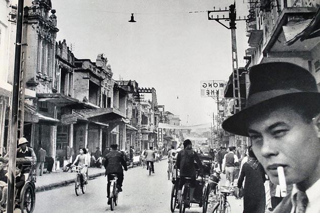 Hanoi in 1940s