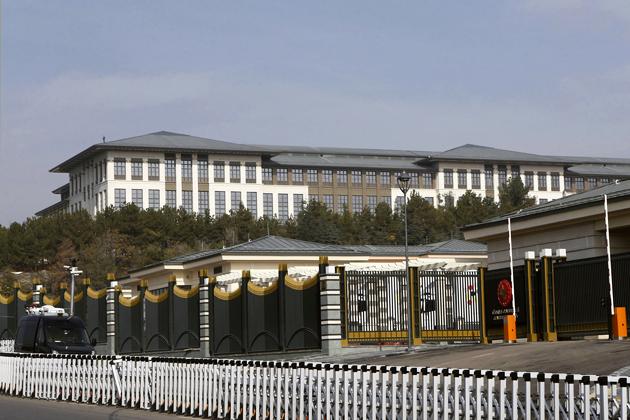 Presidential Complex, Ankara, Turkey