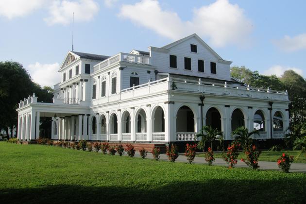Presidential Palace of Suriname, Paramaribo, Suriname