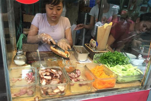 Banh Mi 25 Hang Ca