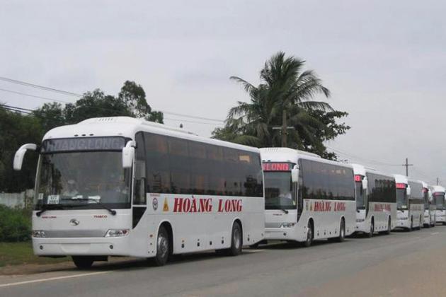 Hoang Long Passenger Cars Hanoi - Saigon