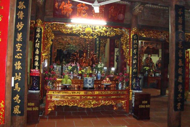 Lien Phai Pagoda