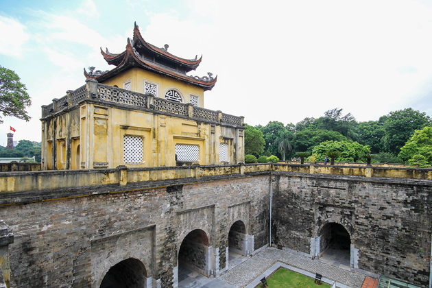 Thang Long Imperial Citadel - Hanoi