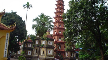 The Most Famous Pagodas in Hanoi