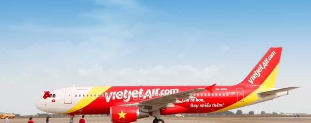 Vietjet Air Hanoi - Saigon