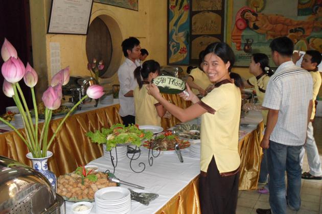 Com Chay Ha Thanh Restaurant