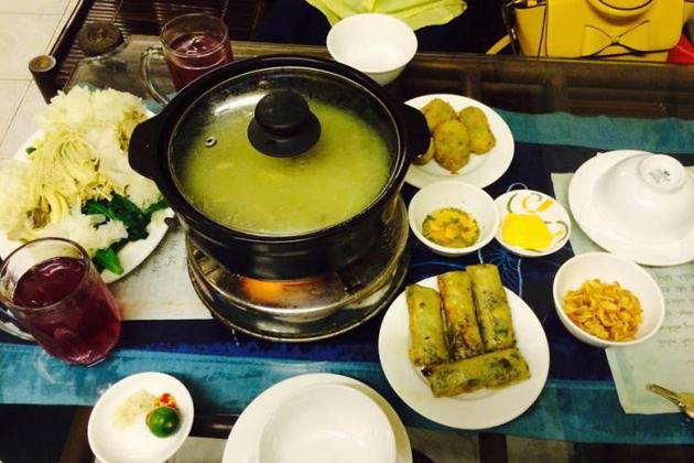 Com Chay Khai Tuong Restaurant