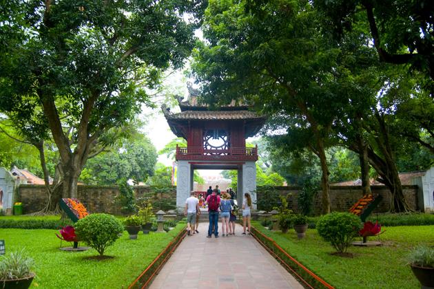 Confucius Temple of Literature