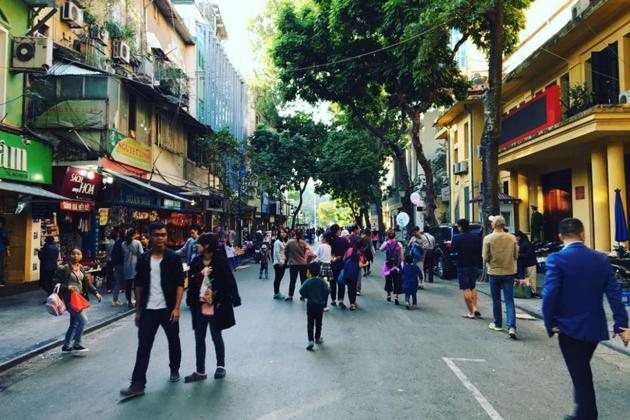 Dinh Le Walking Street