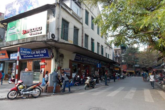 Ho Hoan Kiem Walking Street