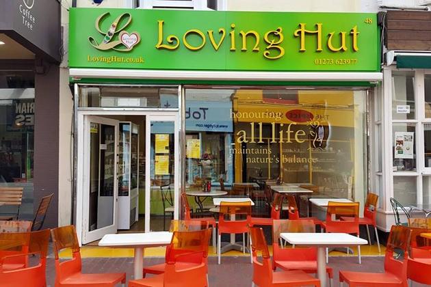 Loving Hut Restaurant