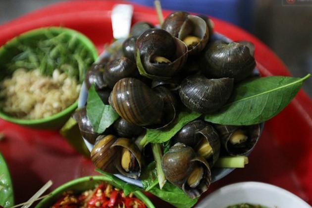 Oc Luoc - Boiled Snail