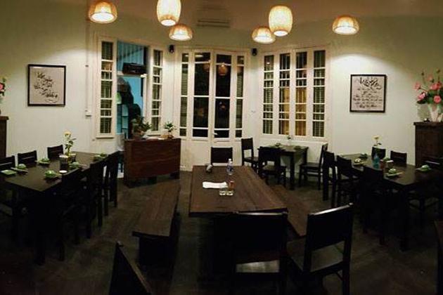 Sala Restaurant Hanoi
